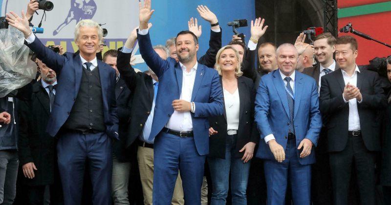 ევროპარლამენტის არჩევნებამდე ევროპის პოპულისტურმა პარტიებმა მილანში ყრილობა გამართეს
