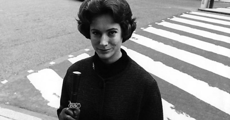 BBC-ისსაინფორმაციო გამოშვების პირველი ქალი წამყვანი გარდაიცვალა