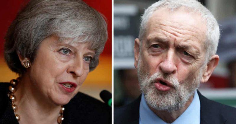მეისა და ლეიბორისტულ პარტიას შორის ბრექსითის გეგმაზე მოლაპარაკებები უშედეგოდ დასრულდა