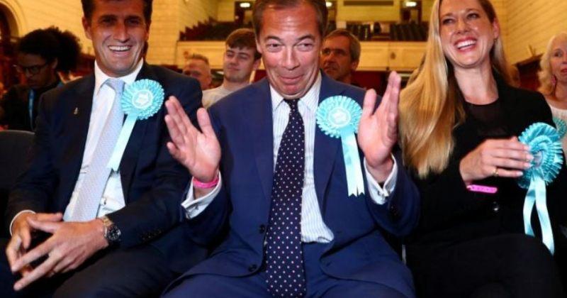 ბრიტანეთში გამართულ ევროპარლამენტის არჩევნებში ბრექსითის პარტიამ გაიმარჯვა
