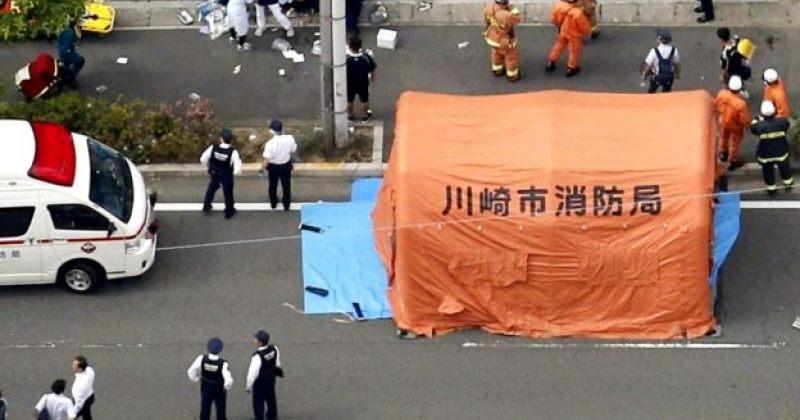 იაპონიაში კაცი სკოლის მოსწავლეებს თავს დაესხა, დაღუპულია 2, დაჭრილია 18 ადამიანი