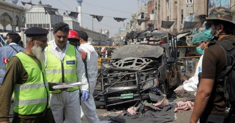 პაკისტანში სუფიურ სალოცავთან მომხდარ აფეთქებას 10 ადამიანის ემსხვერპლა, დაშავდა 23