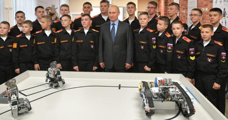 რუსული სამხედრო რობოტები სამხრეთ კორეული აღმოჩნდა