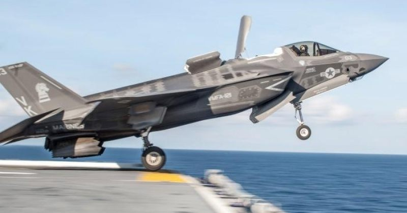 რუსული S-400 შესყიდვის გამო აშშ-მა შესაძლოა F-35 პროგრამაში თურქი პილოტები არ ჩართოს