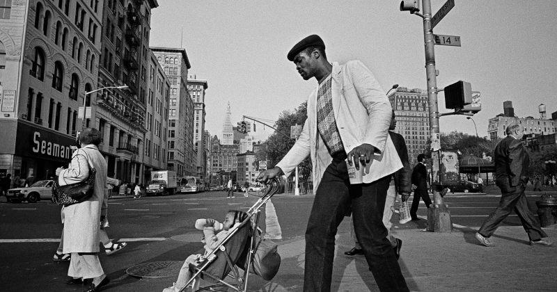ნიუ-იორკის ქუჩები 1977-85 წლებში - ფოტოპროექტი