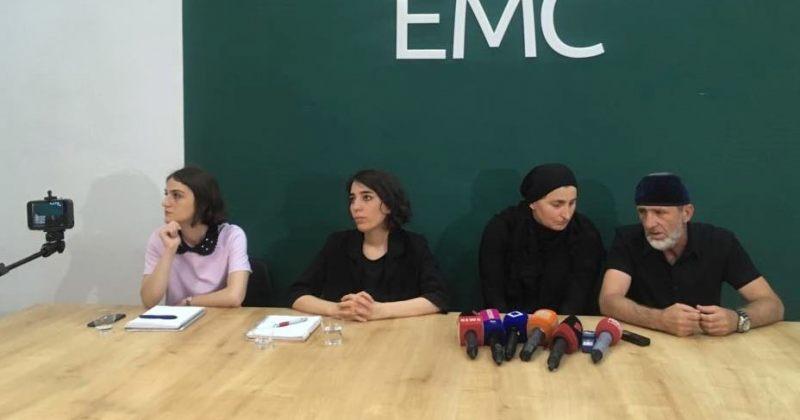 EMC-იმ თემირლან მაჩალიკაშვილის საქმეზე ადამიანის უფლებათა ევროპულ სასამართლოს მიმართა