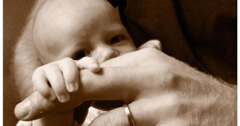 პრინცმა ჰარიმ მამის დღე პირველად აღნიშნა [ფოტო]