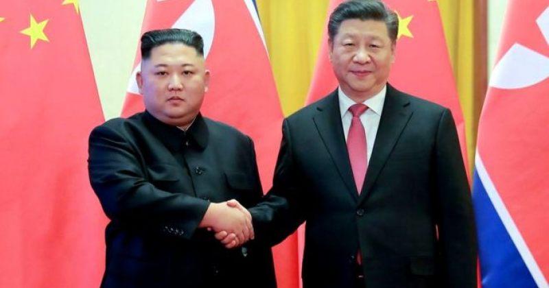 ჩინეთის პრეზიდენტი სი ძინპინი ოფიციალური ვიზიტით ჩრდილოეთ კორეაში ჩავიდა