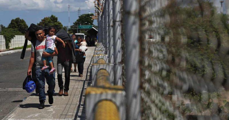 მექსიკამ არალეგალური მიგრაციის შესაჩერებლად გვატემალის საზღვარზე 6000 სამხედრო გაგზავნა