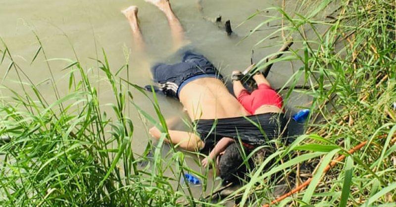 აშშ-ის საზღვარზე მდინარის გადაკვეთისას 26 წლის სალვადორელი კაცი და 23 თვის ბავშვი დაიხრჩვნენ