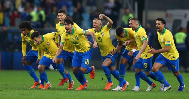 ბრაზილიამ პარაგვაი პენალტებით დაამარცხა და კოპა ამერიკის პირველი 1/2-ფინალისტია (ვიდეო)