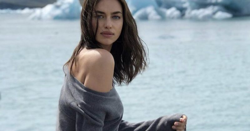 ირინა შეიკი ბრედლი კუპერთან დაშორების შემდეგ ისლანდიაში ისვენებს