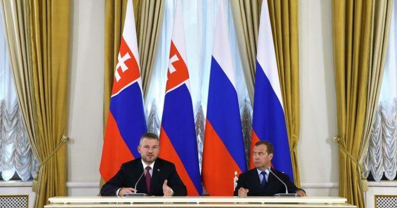რუსეთი სლოვაკეთს გაზის მილსადენების, Nord Stream 2-სა და Turkstream-ის გაგრძელებას სთავაზობს