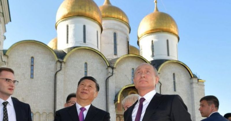 პუტინის თქმით რუსეთი ჩინეთს სარაკეტო თავდაცვის სისტემის შექმნაში ეხმარება