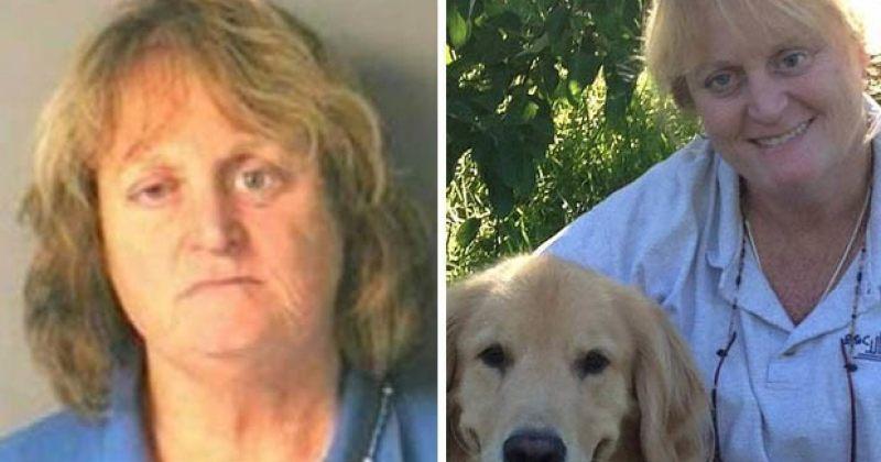 აშშ-ში, ქალმა თავისი 11 წლის ძაღლი ტბაში ჩააგდო და მის დახრჩობას უყურა