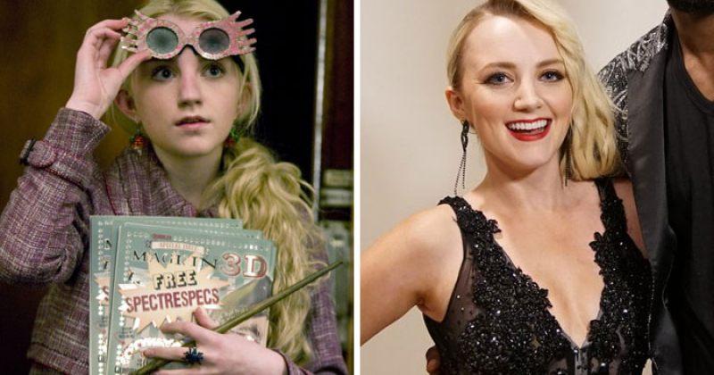 როგორ გამოიყურებიან Harry Potter-ის მსახიობები ახლა - გალერეა
