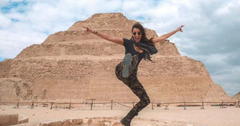 21 წლის გოგო, რომელმაც მსოფლიოს ყველა ქვეყანაში იმოგზაურა და გინესის რეკორდი მოხსნა
