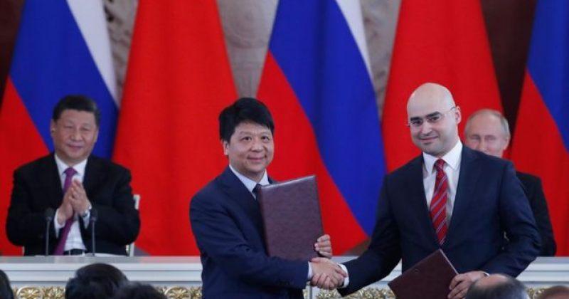Huawei-მ რუსეთში 5G ქსელის განვითარების შეთანხმებას მოაწერა ხელი