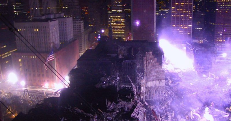 CD-ზე 9/11 ტერაქტის შემდგომ გადაღებული უცნობი ფოტოები აღმოაჩინეს [გალერეა]