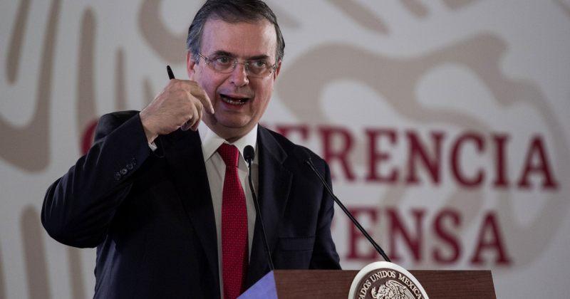 მექსიკის საგარეო საქმეთა მინისტრი: აშშ-ში არალეგალური მიგრაციის შესამცირებლად 45 დღე გვაქვს