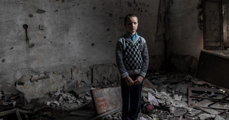 რუსებმა ოკუპირებულ დონბასში 5 წლის მანძილზე 240 ბავშვი მოკლეს