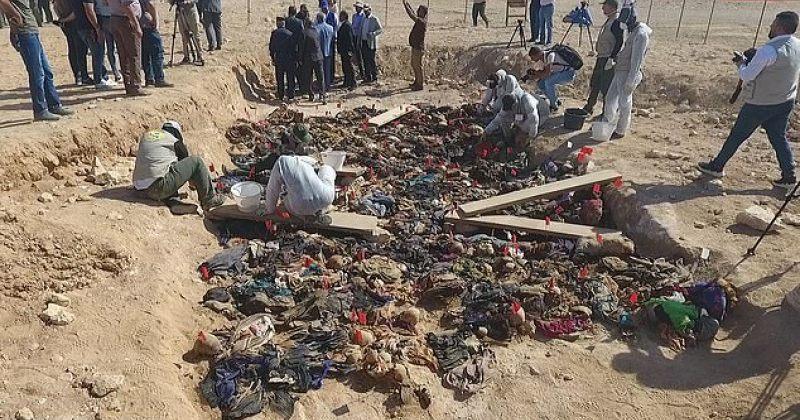 ერაყში სადამ ჰუსეინის ბრძანებით დახოცილთა საერთო საფლავი აღმოაჩინეს