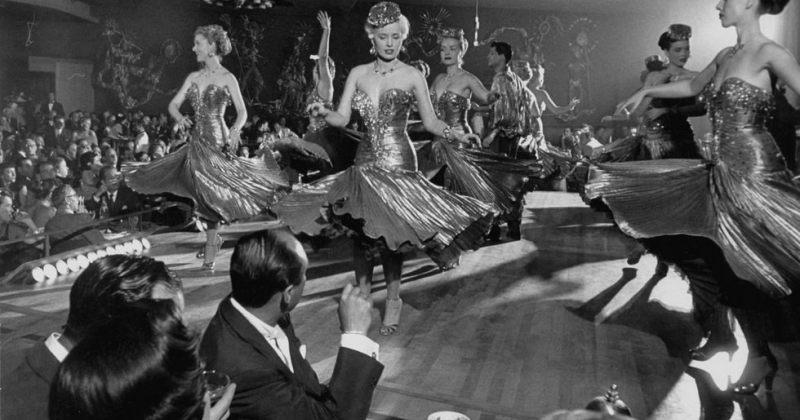 როგორ ერთობოდნენ ვარსკვლავები 1950-იანი წლების ლას-ვეგასში - ფოტოები