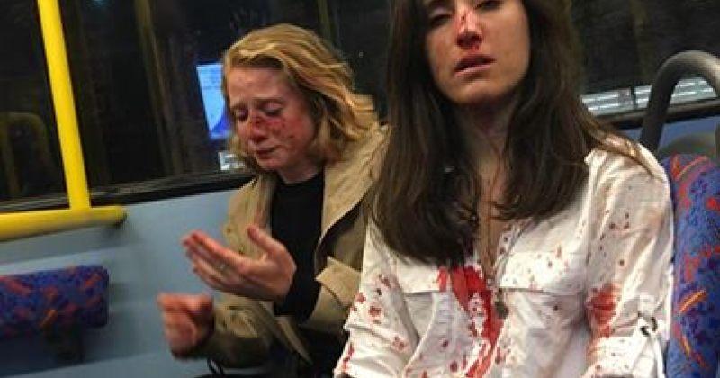 ლონდონში სკოლის მოსწავლეები ლესბოსელ წყვილზე თავდასხმის ბრალდებით დააკავეს