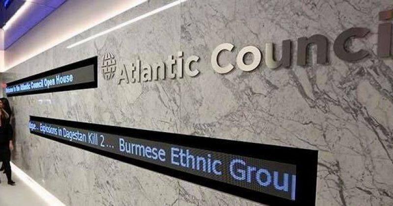 რუსეთში ამერიკული ანალიტიკური ინსტიტუტი Atlantic Council აკრძალეს