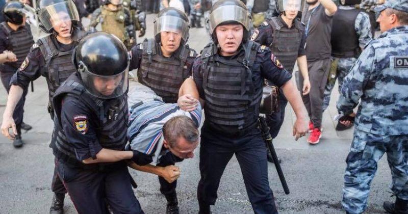 რუსეთში აქციების ორგანიზატორებისგან 13 მილიონი რუბლის ზარალის ანაზღაურებას ითხოვენ