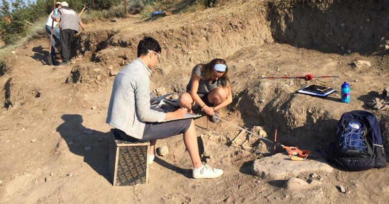 თსუ: ჩვენმა არქეოლოგიურმა ექსპედიციამ ძვ. წ. V საუკუნის უნიკალური ნაგებობა აღმოაჩინა