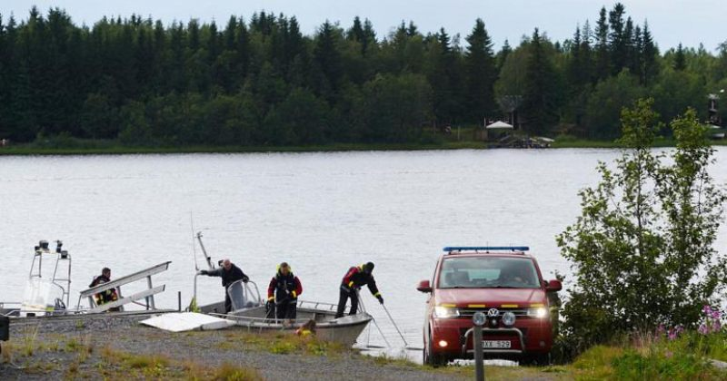 შვედეთში პარაშუტით მხტომელთა თვითმფრინავის ავარიას 9 ადამიანის სიცოცხლე ემსხვერპლა