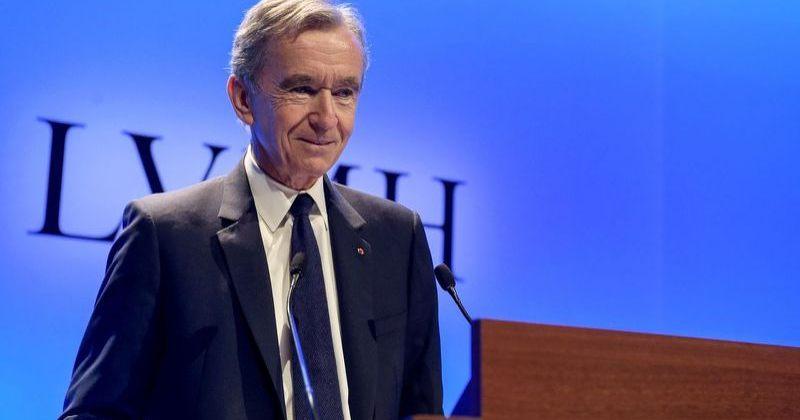 Bloomberg: ბერნარ არნომ ყველაზე მდიდარი ადამიანების რეიტინგში ბილ გეიტსს გადაუსწრო