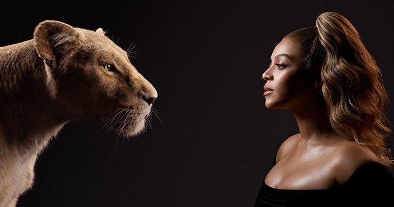 DISNEY-მ მეფე ლომის ეკრანიზაციის ახალი პოსტერები გამოაქვეყნა