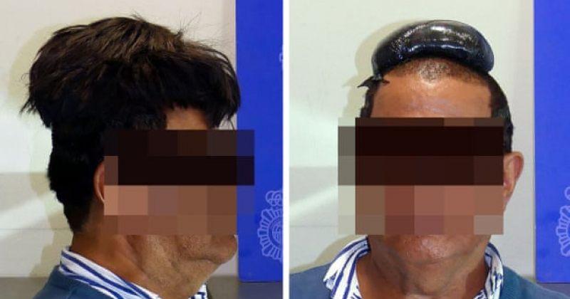 ესპანეთში დააკავეს კოლუმბიელი კაცი, რომელიც კოკაინის შეკვრას პარიკის ქვეშ მალავდა