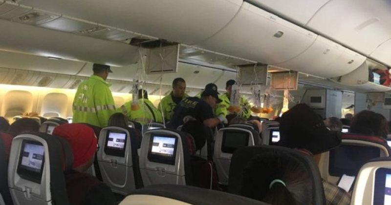 Air Canada-ს თვითმფრინავი ტურბულენტურ ზონაში მოხვდა, დაშავდა 35 ადამიანი