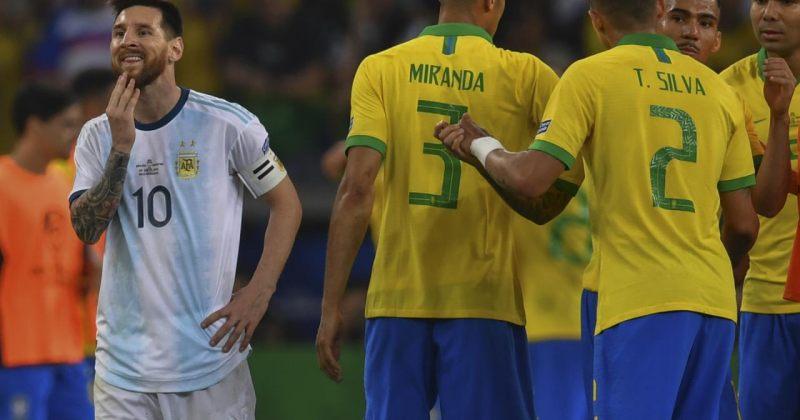 ბრაზილიის ნაკრებმა არგენტინა დაამარცხა და კოპა ამერიკის ფინალში გავიდა (ვიდეო)