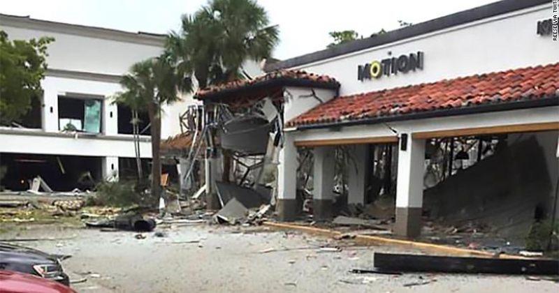 ფლორიდაში სავაჭრო ცენტრში მომხდარი აფეთქების შედეგად 20-ზე მეტი ადამიანი დაშავდა