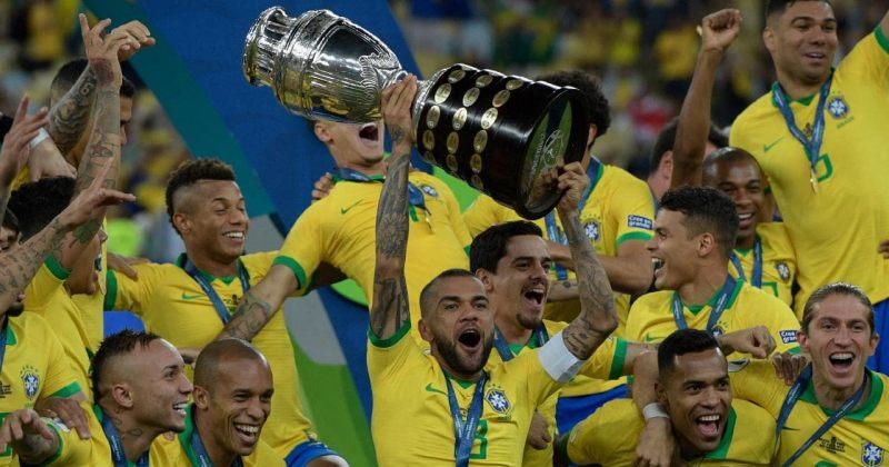 კოპა ამერიკა 2019 ბრაზილიის ეროვნულმა ნაკრებმა მოიგო (ვიდეო)