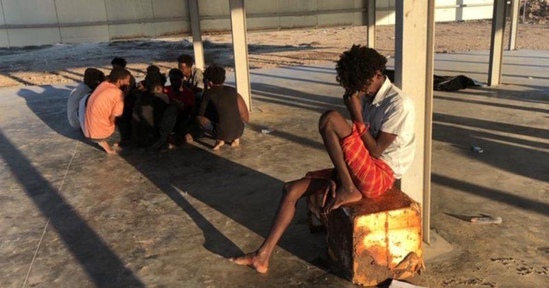 ლიბიის სანაპიროზე ნავის ჩაძირვის შემდეგ 115 მიგრანტს ეძებენ