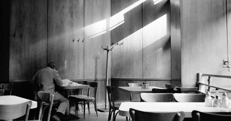 ცარიელი და წყნარი ნიუ-იორკი - ვინტაჟური ფოტოპროექტი