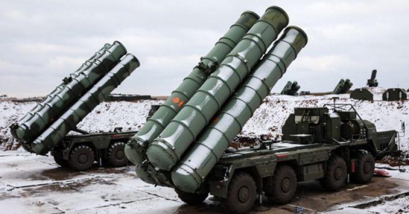 თურქეთმა რუსული S-400 ტიპის სარაკეტო თავდაცვის სისტემის პირველი ნაწილი მიიღო