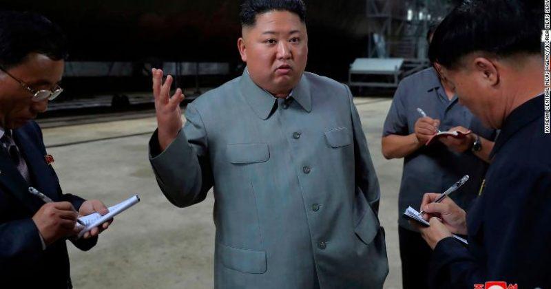 კიმ ჩენ ინი: რაკეტების გამოცდა სამხრეთ კორეისათვის გაგზავნილი გაფრთხილებაა