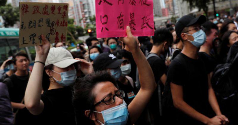 ჰონგ-კონგში აქციებზე დაკავებული დემონსტრანტები გირაოთი გამოუშვეს