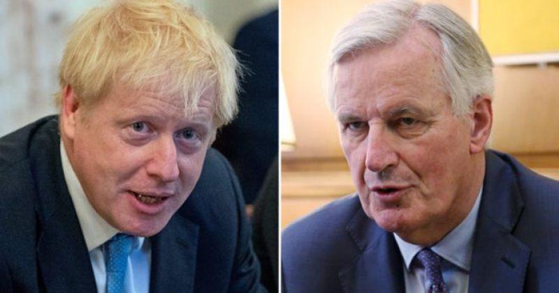 ევროკავშირში ბორის ჯონსონის ბრექსითის შეთანხმებაზე მოთხოვნებს მიუღებელი უწოდეს