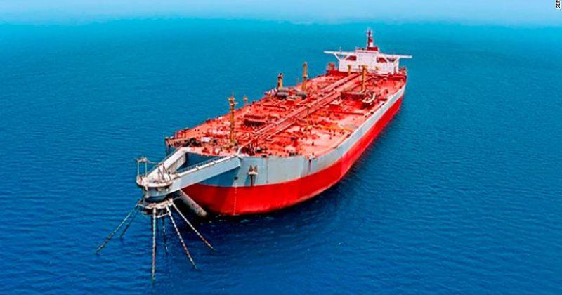 გაერო: იემენის სანაპიროსთან მიტოვებული ნავთობტანკერი შესაძლოა აფეთქდეს