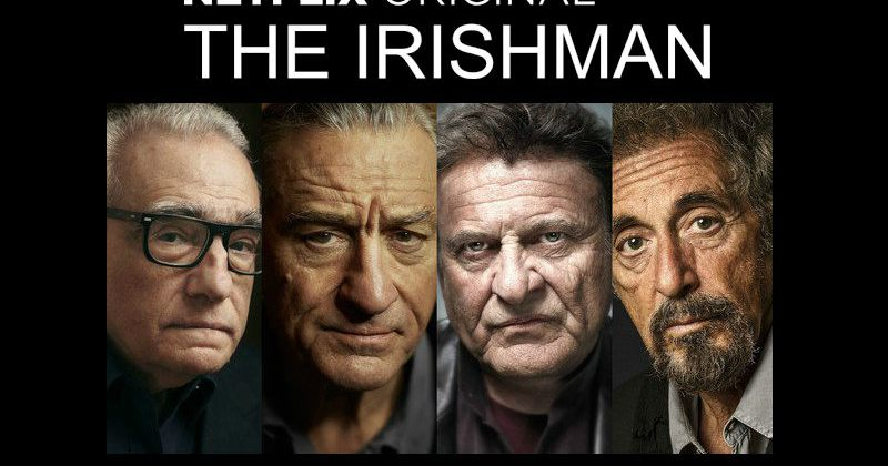 მარტინ სკორსეზეს THE IRISHMAN-ის პირველი თრეილერი გავრცელდა - ვიდეო