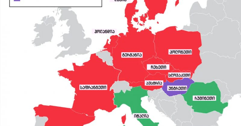 რისი ეშინიათ ევროპელებს
