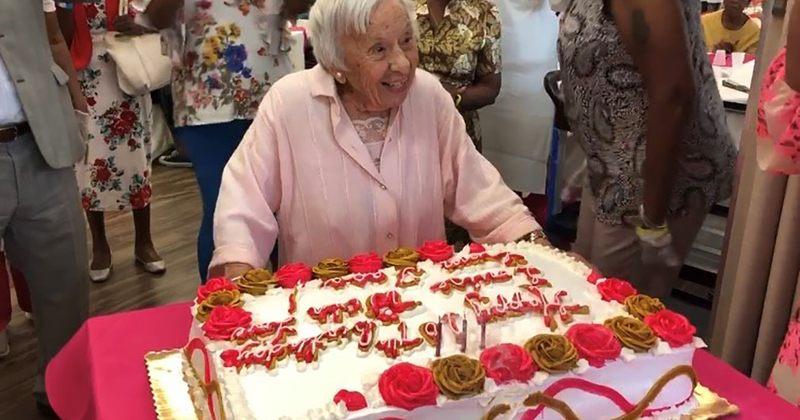 107 წლის ქალის თქმით, ხანგრძლივი სიცოცხლის საიდუმლო ქორწინების გარეშე ცხოვრებაა