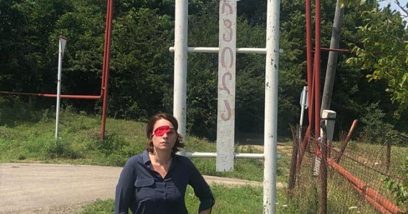 დღის ფოტო: ელენე ხოშტარია ჭორვილაში